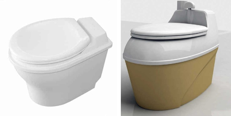 cm2 vs ecopod composting toilet